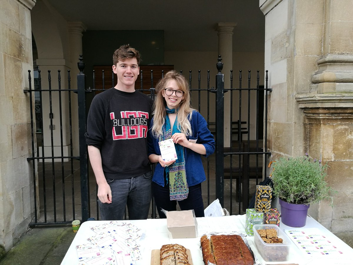 Wow, what a great #WakeUpToOrganic day we had yesterday, giving out thousands of free mini organic breakfasts across the UK. Thank you to all our wonderful indie stores who hosted events & to everyone who attended!  <br>http://pic.twitter.com/y3Ik5oCHmd