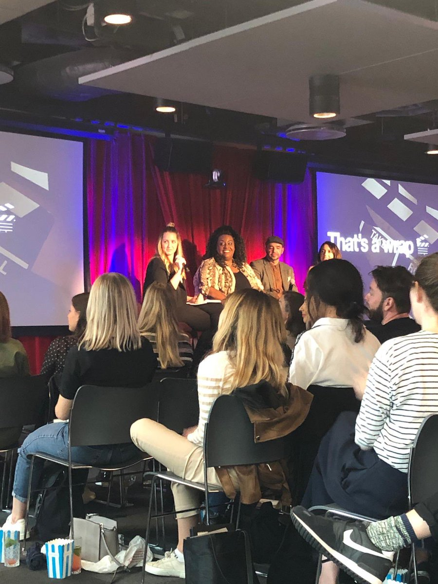 @AlisonHammond2 on the panel today @verified #twitterlovesmovies event! https://t.co/i3ozTRqdbs