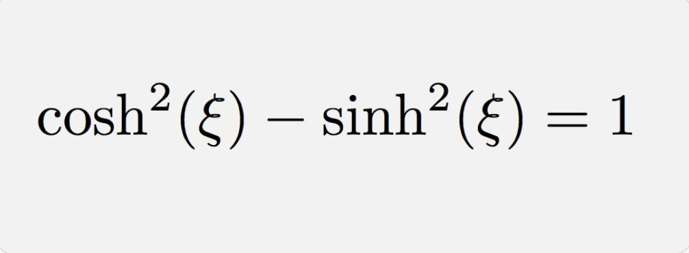 An elegant formula that summarizes the geometry of space and time in @AlbertEinstein's Special Theory of Relativity. <br>http://pic.twitter.com/9mbZosZUc4