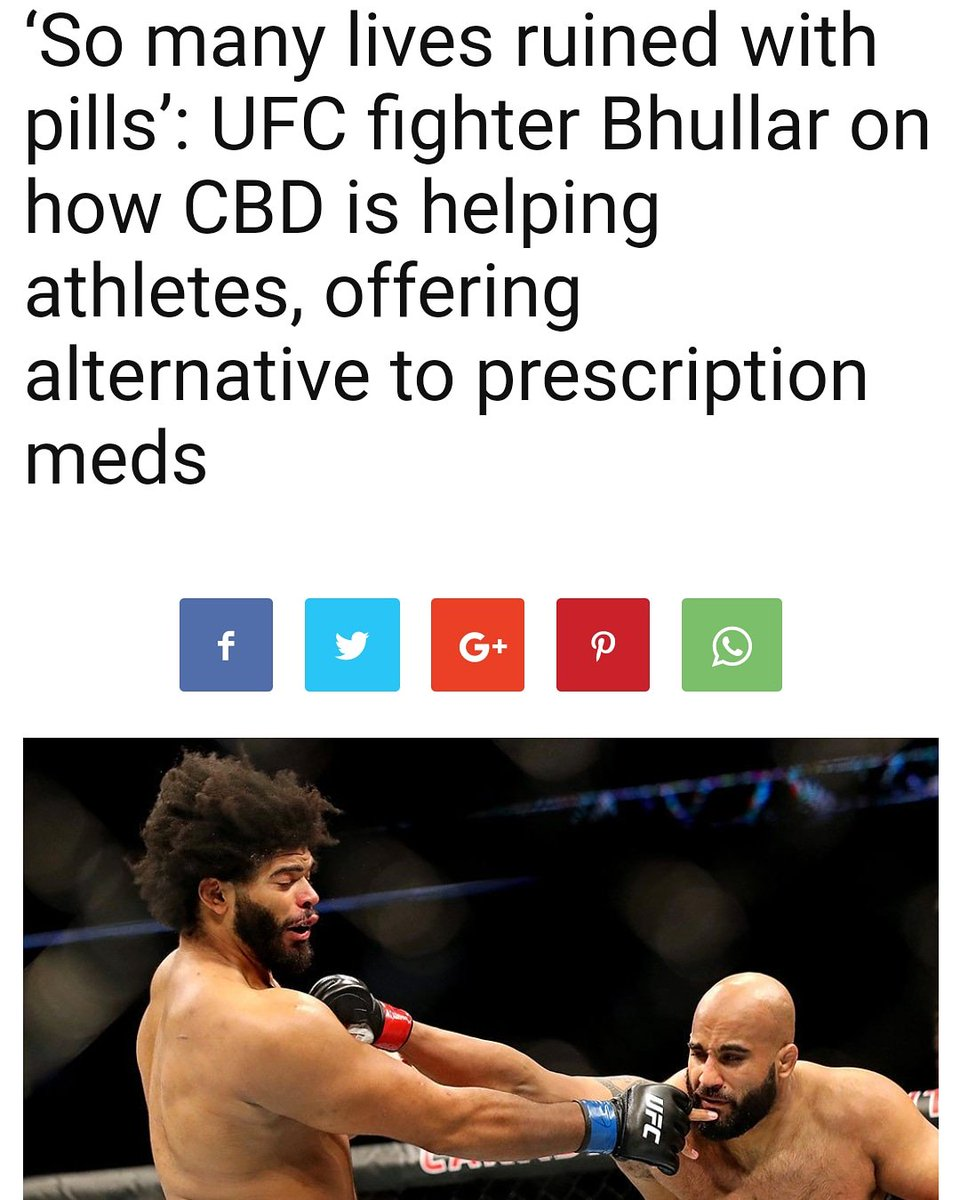 Had a great time chatting about the benefits of CBD. Looking for the right partnership in the industry hit me up! https://botaniqmag.com/2019/06/so-many-lives-ruined-with-pills-ufc-fighter-bhullar-on-how-cbd-is-helping-athletes-offering-alternative-to-prescription-meds/…  Will have an update on contract shortly and excited for what's ahead!  #CBD #cannabinoids #cannabis #healing #natural #prescriptiondrugs