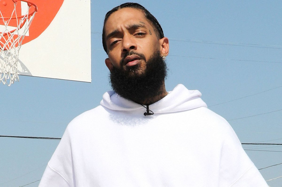 #NipseyHussle to posthumously receive humanitarian award at 2019 @BETAwards  https:// blbrd.cm/qFqQdD       #BETAwards  <br>http://pic.twitter.com/PezSK7EpGH