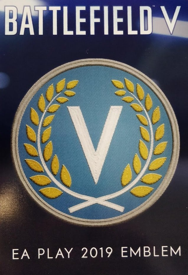 GIVEAWAY  TIME   I've got 20 #BattlefieldV EA Play emblems to hand out to some lucky community members!  Just RT this tweet and make sure you're following me (so I can DM you if you win) and you're entered   I'll pick winners Friday 6pm BST.  Good luck! <br>http://pic.twitter.com/0TdR8rmvkB