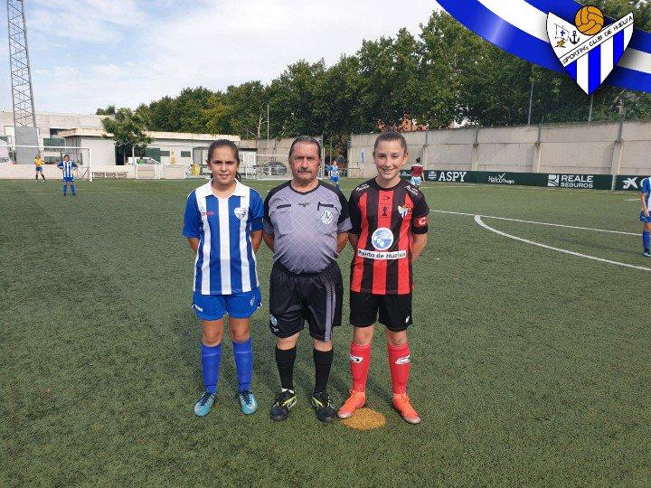 SEMIFINALES I TORNEO REAL BETIS INTEGRA:  Sporting Puerto de Huelva 3  - Híspalis 0  Real Betis 7 - Caixa Integra 0  ¡A las 20:10, la final!