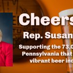 Image for the Tweet beginning: Thanks @RepSusanWild for sponsoring the