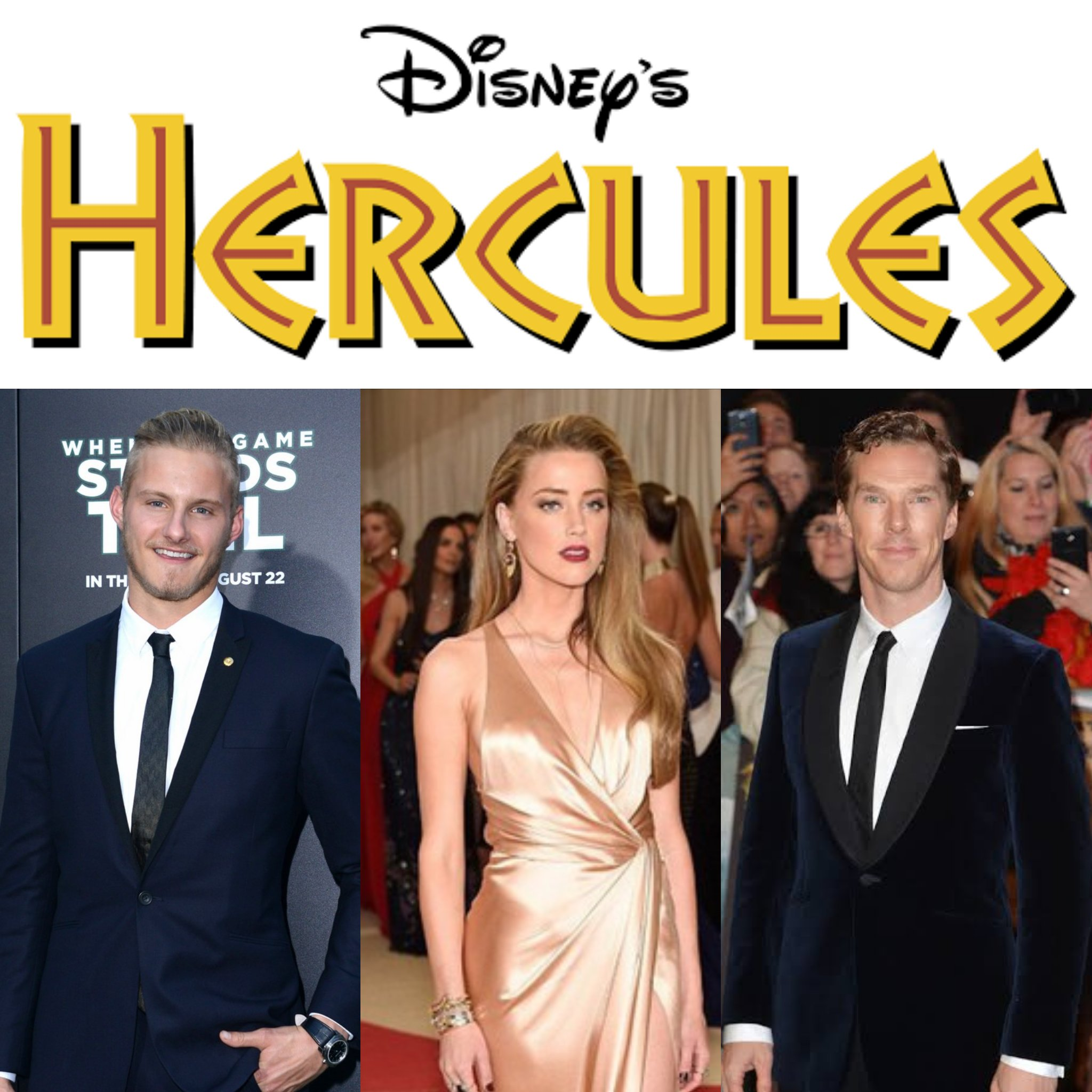 Red Neighbor On Twitter Disney Plans To Announce Hercules