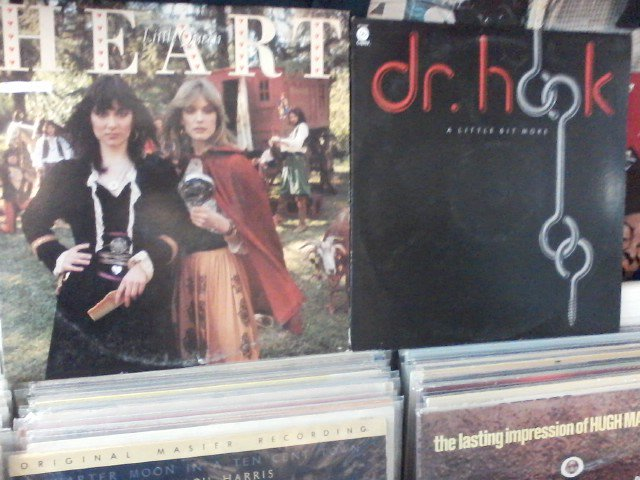Happy Birthday to Howard Leese of Heart & Dennis Locorriere of Dr. Hook
