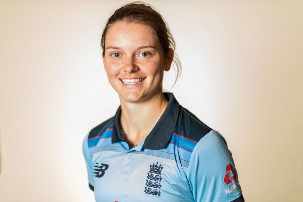 Happy birthday, @amyjones313!The England star has celebrated in style – she's just hit 80 against West Indies  👏👏👏