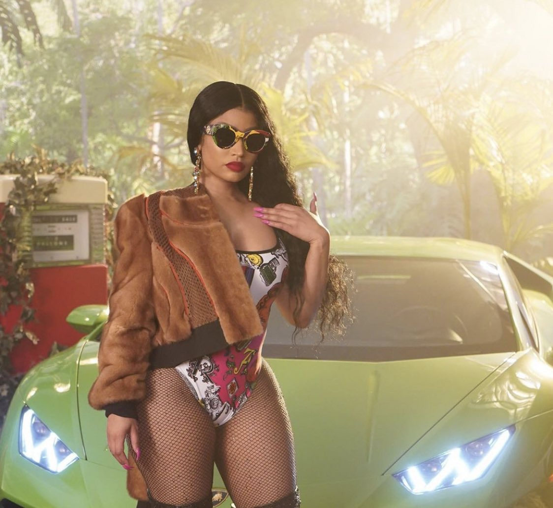 Y'all 😍🥵🥵 @NICKIMINAJ #MEGATRON