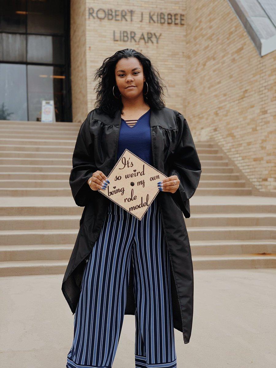 got my associates degree before i graduated high school at 17 #graduation #gradszn #ClassOf2019<br>http://pic.twitter.com/BzLX3A5XEa