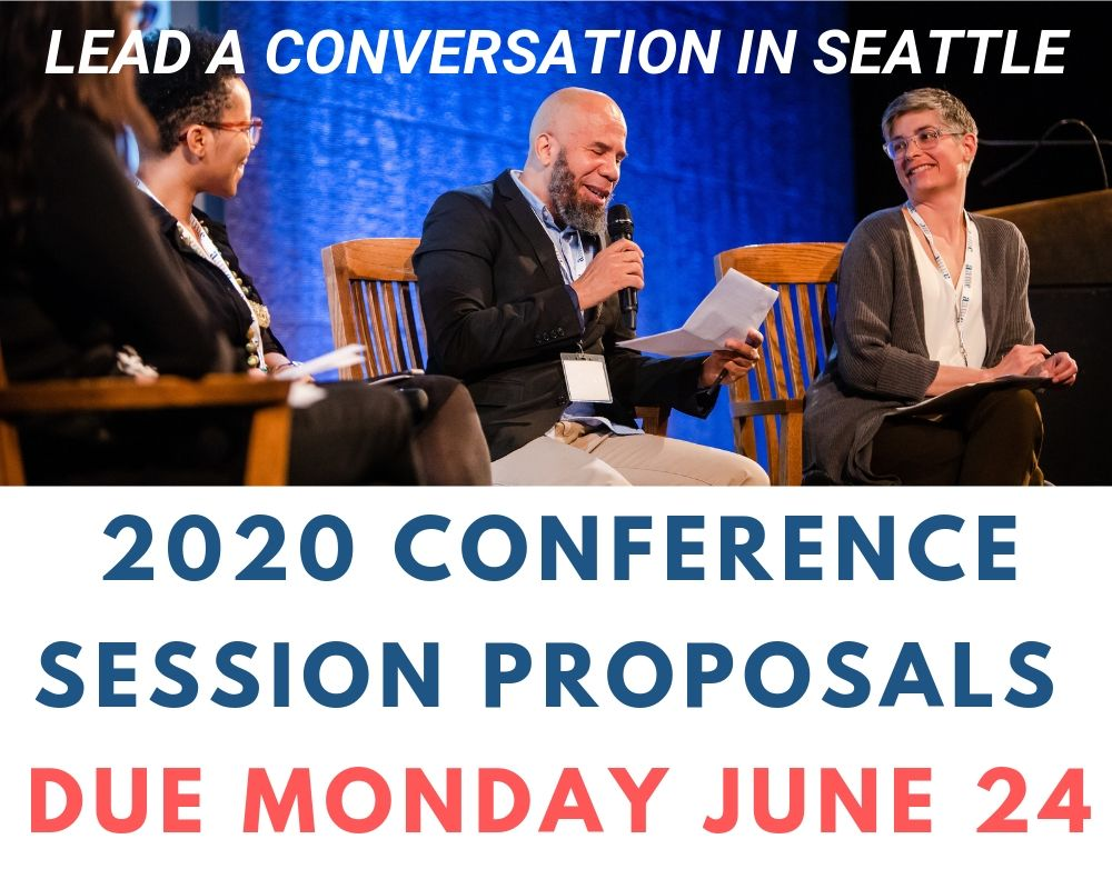 Want to lead a conversation at @Art_Curators 2020 #Conference in #Seattle? Time is running out to submit your proposal, due Monday, June 24 at 5PM ET. Read guidelines & submit today: http://bit.ly/AAMCApply #AAMC2020
