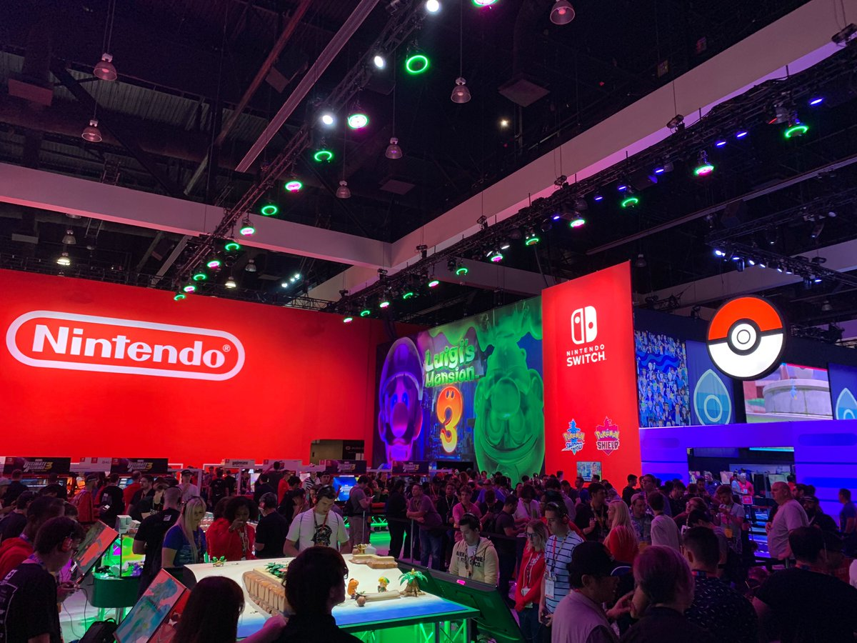 Its the final day of #E32019, but we arent slowing down yet! Follow #PokemonE3 for all the action from day 3!