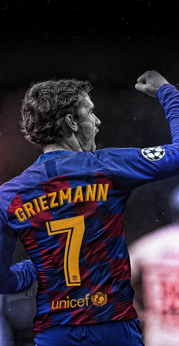 Griezmann Barca Wallpaper Wallpaper Barcelona