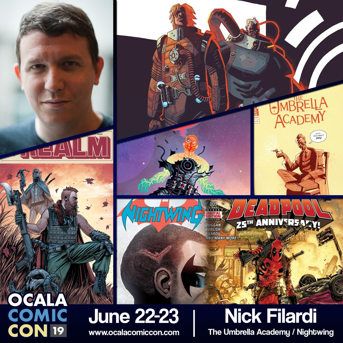 Ocala Comic Con (@OcalaComicCon)   Twitter