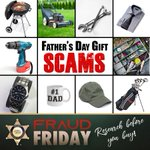 Image for the Tweet beginning: #Fraud Friday - #LASD warns
