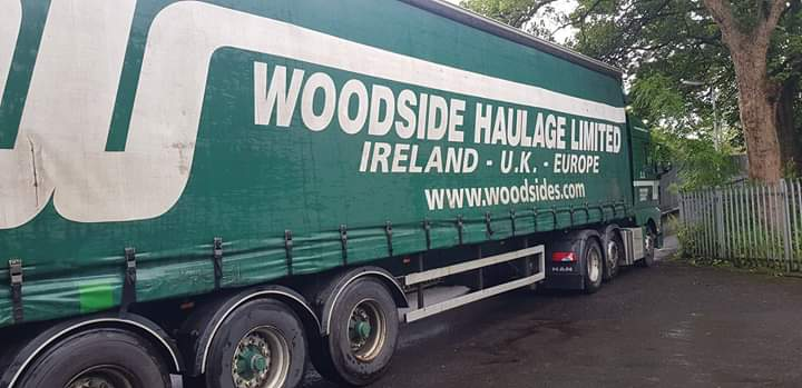 We would like to spend this #Lancashirehour thanking some of the businesses who have helped us recently. First of all Woodside Haulage Ltd for donating a pallet worth of cat litter to us today!! #thanks