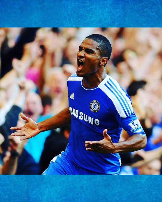 Happy 39th Birthday to former player Florent Malouda.