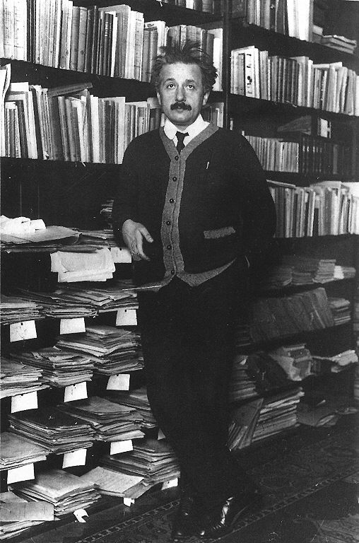 """""""The only thing that you absolutely have to know, is the location of the library."""" -- @AlbertEinstein #LibraryLife #LibraryLove #ThursdayThoughts <br>http://pic.twitter.com/p9652zXcLq"""