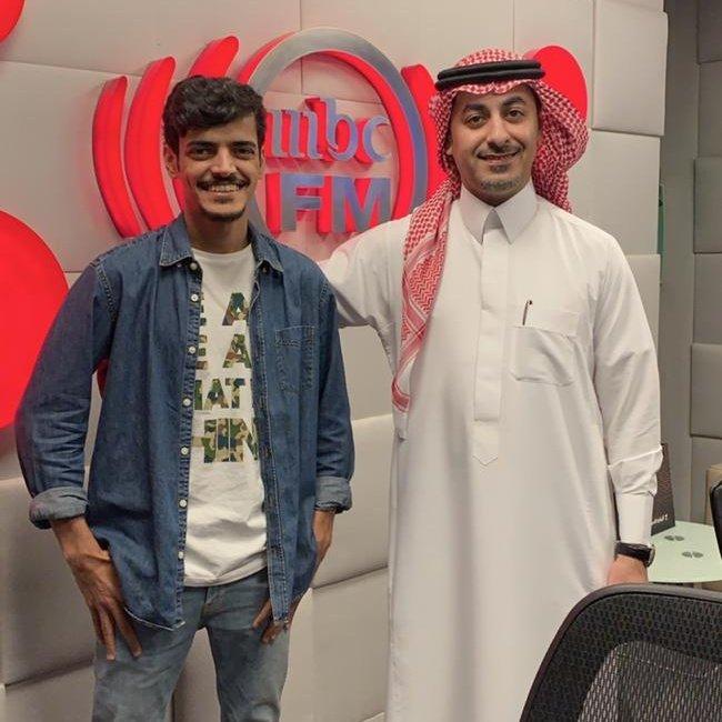 خالد عبدالرحمن صورة فوتوغرافية