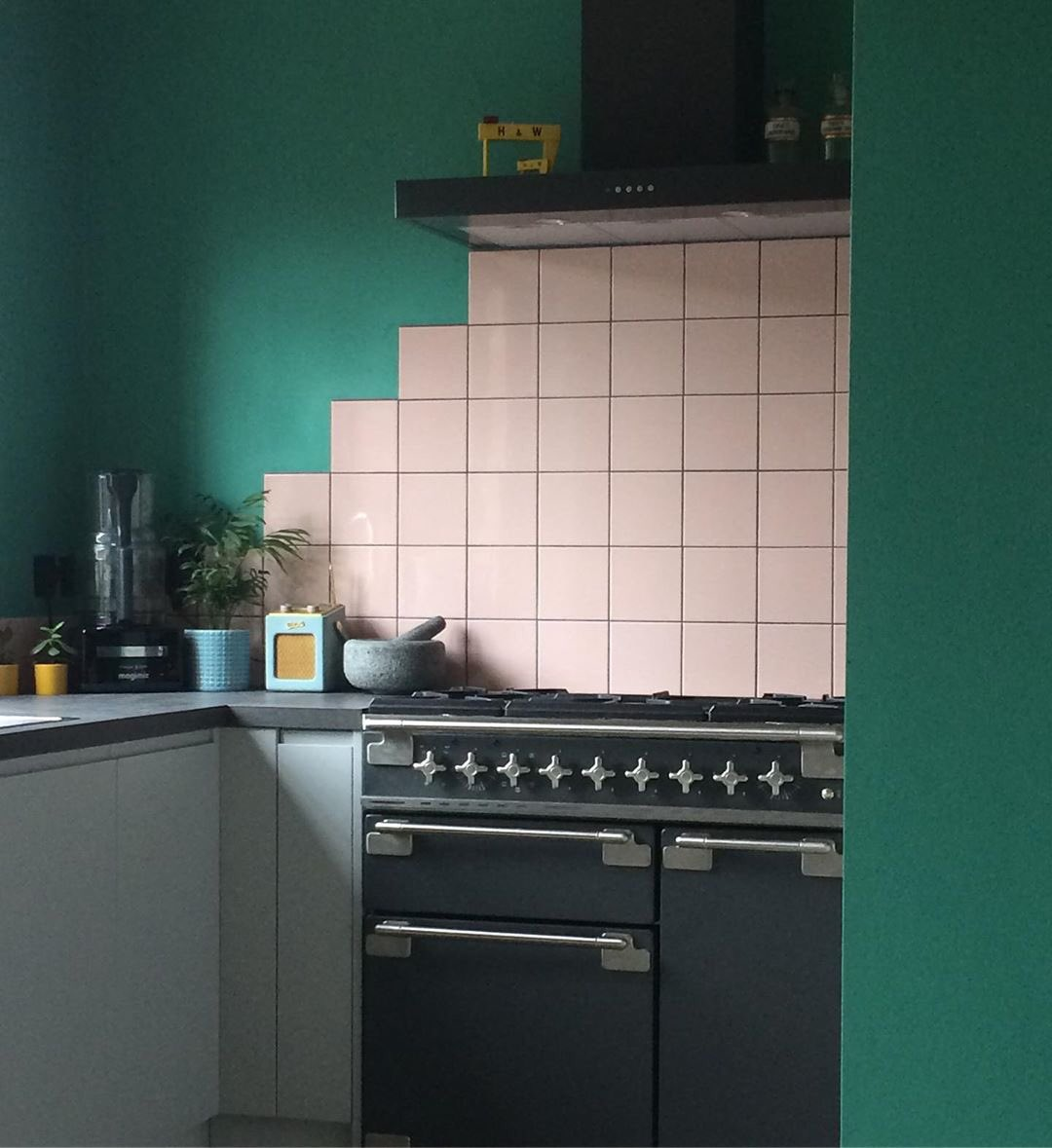 Wren Kitchens On Twitter The Contrasting Colour
