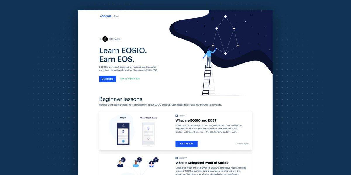coinbase com earn