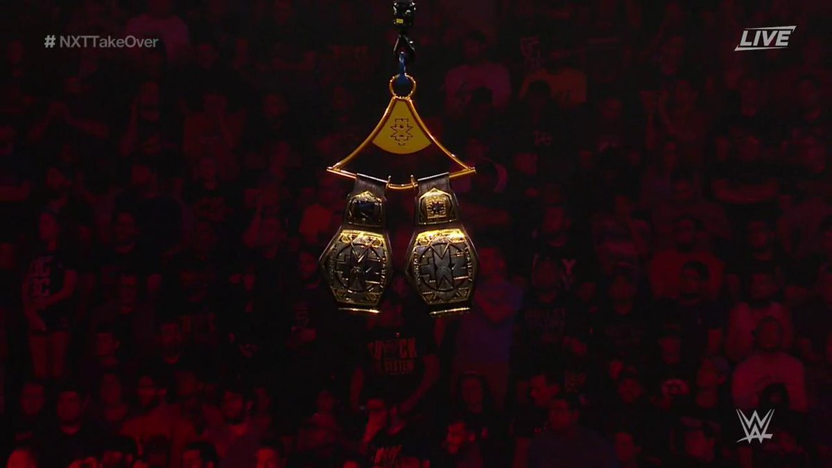 You know what's next right? #NXTTakeOver