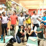 Image for the Tweet beginning: Our third annual Manthiram Lab