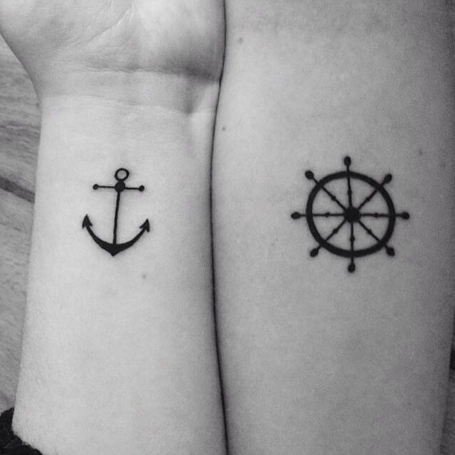 Luiza Auf Twitter Tatuagens De Casal Inspiração Para