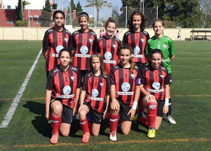 Y mañana nuestro equipo infantil disputa en Aljaraque la VIII EDCA Cup