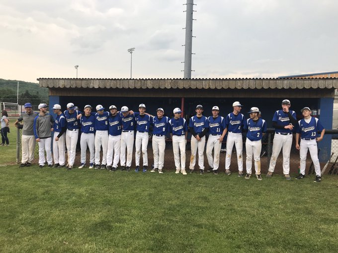 Honeoye baseball takes Section V Class D1 baseball title