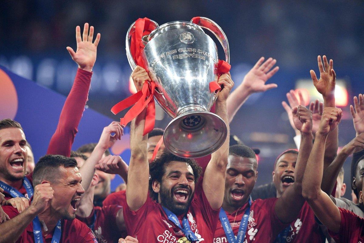 أهداف فوز ليفربول ضد توتنهام بدوري أبطال أوروبا