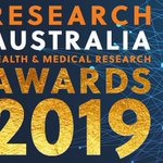 .@ResAustralia have opened its health and medical research awards and are welcoming #nominations to shine a light on those who are working hard within our sector & who are making incredible discoveries and advancements! Hurry, it closes 5 July https://t.co/yfUQ6WZQLk