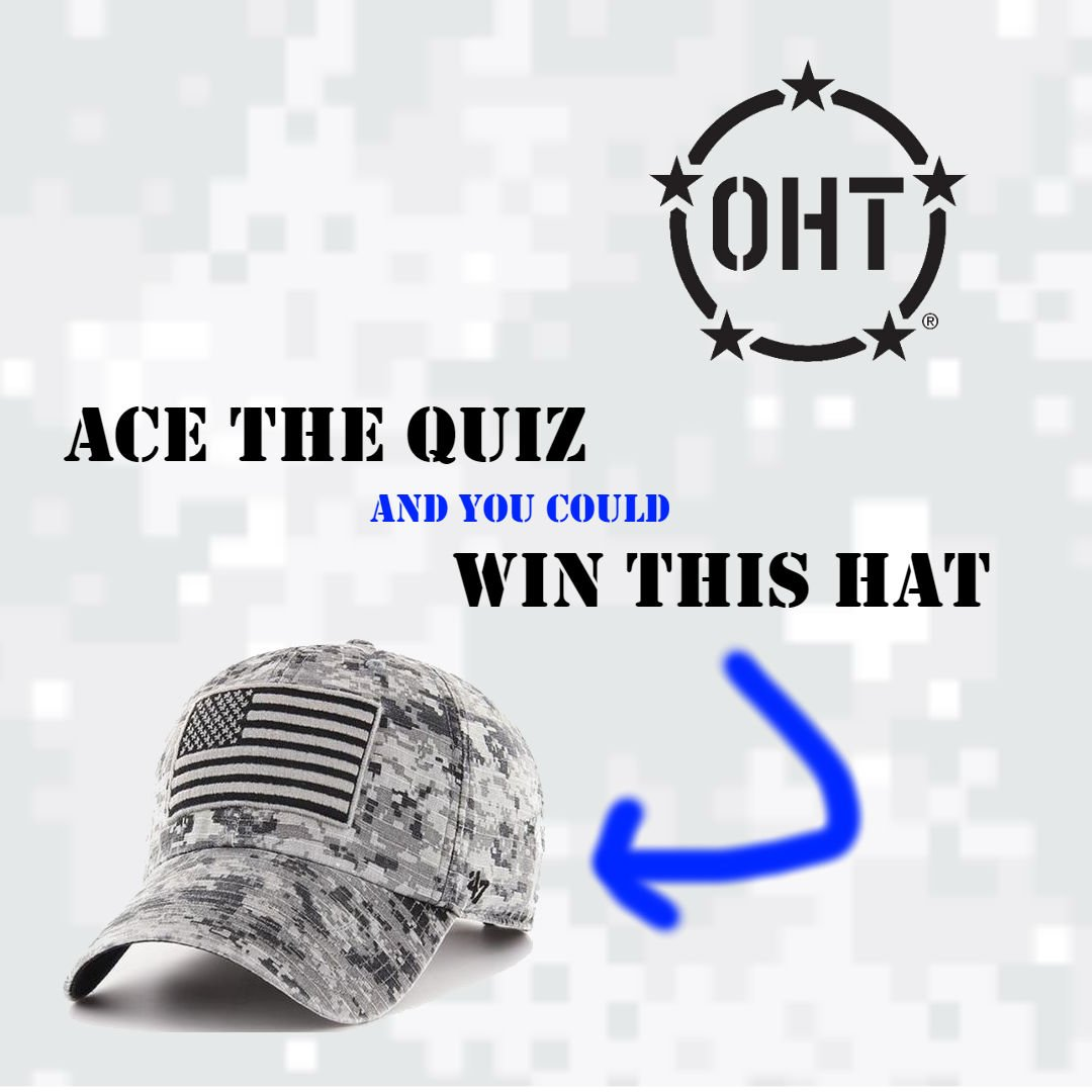 c60fd865d Operation Hat Trick's newsletter has all the answers to this quiz. Try your  luck for
