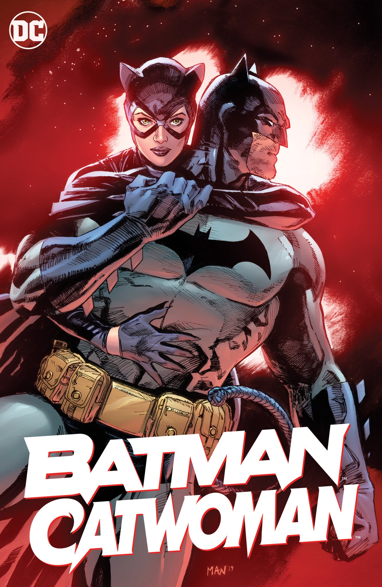Batman Catwoman DC Comics Tom King Clay Mann James Tynion Tony Daniel City of Bane