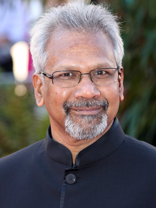 Happy birthday to legend  \Mani ratnam\ sir       . Two legends birthday today