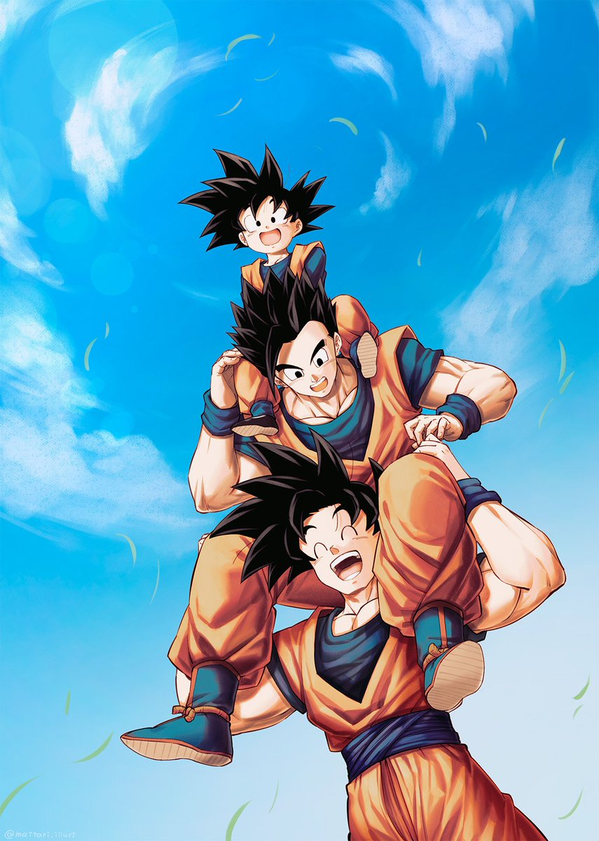 Images découvertes [Fanarts Dragon Ball] - Page 6 D8B2yjNUIAAiuMA