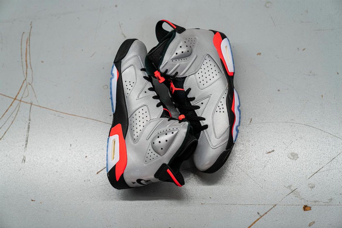 9159bd555e Turn Heads All Summer With The @Jumpman23 Retro 6 'Reflections Of A  Champion'. Grab A Pair Next Saturday. http://finl.co/tx6 pic.twitter .com/fV8Z0zYVOS