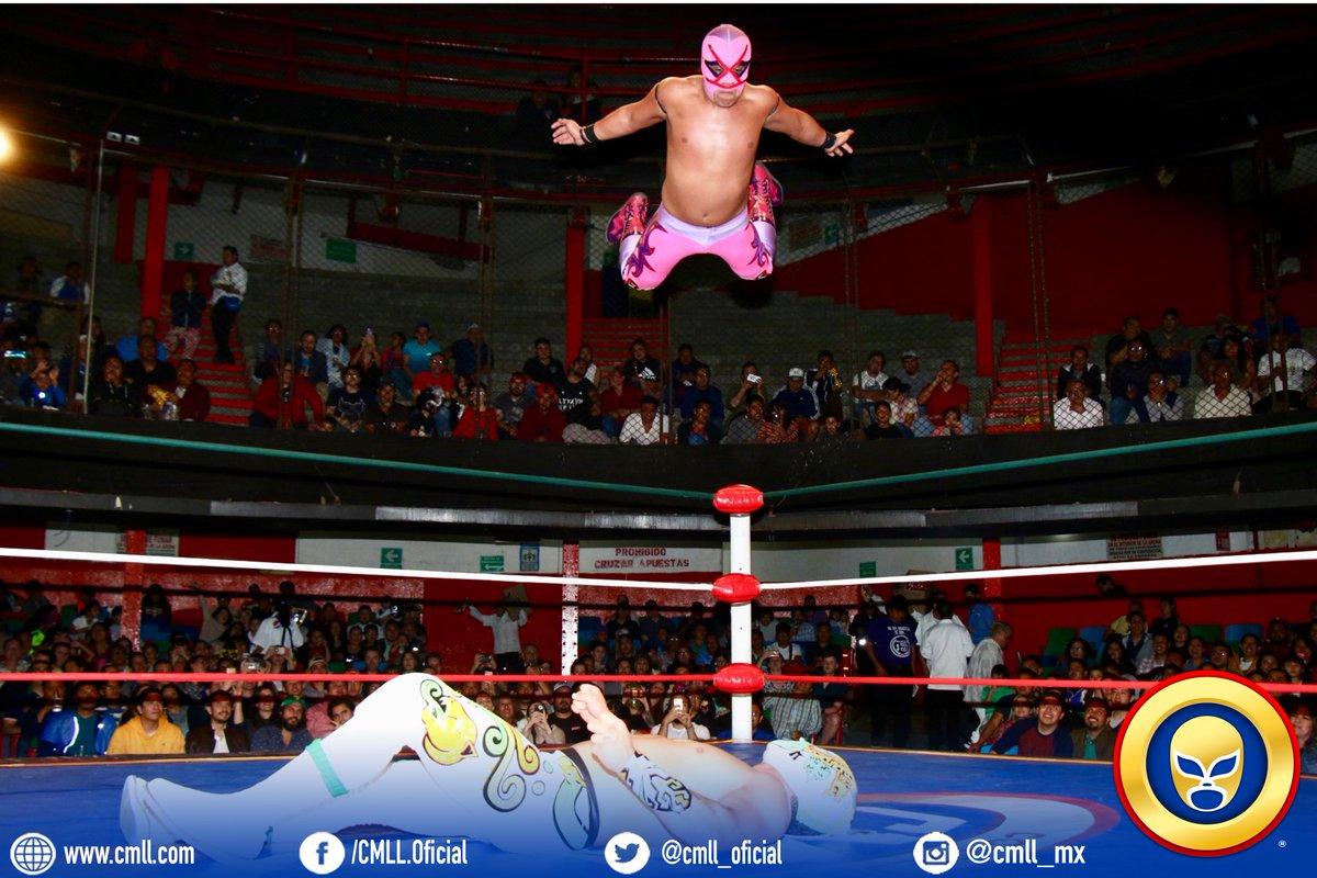 Una mirada semanal al CMLL (Del 30 mayo al 5 junio de 2019) 5