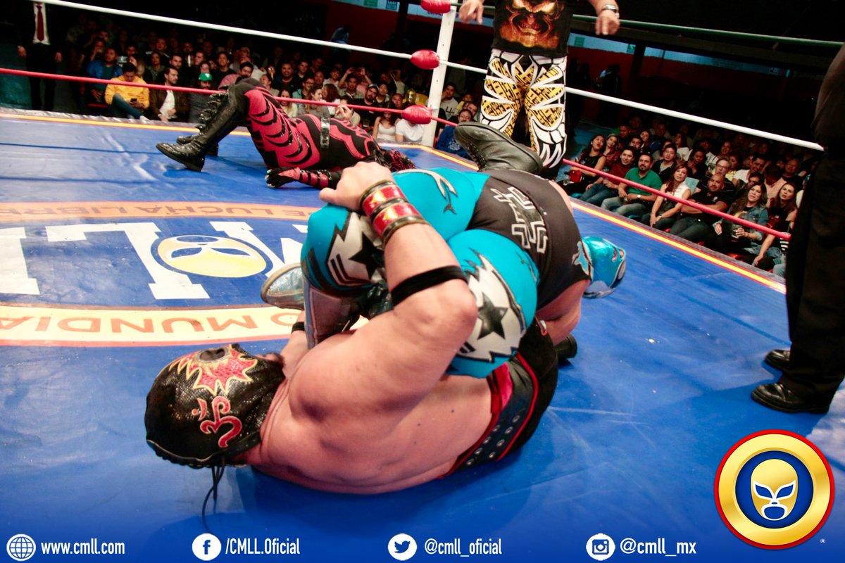 Una mirada semanal al CMLL (Del 30 mayo al 5 junio de 2019) 6