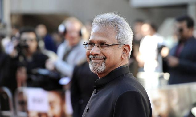Happy birthday.... The Lengendry director.... Mani ratnam....