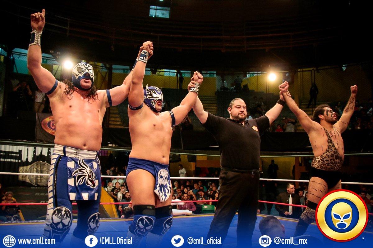 Una mirada semanal al CMLL (Del 30 mayo al 5 junio de 2019) 7