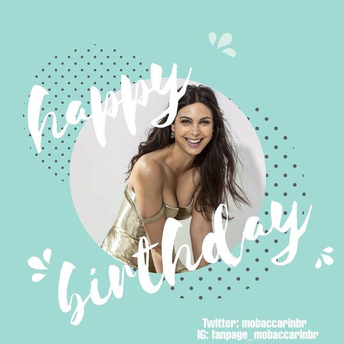 Feliz aniversário Morena Baccarin !!!  Happy Birthday