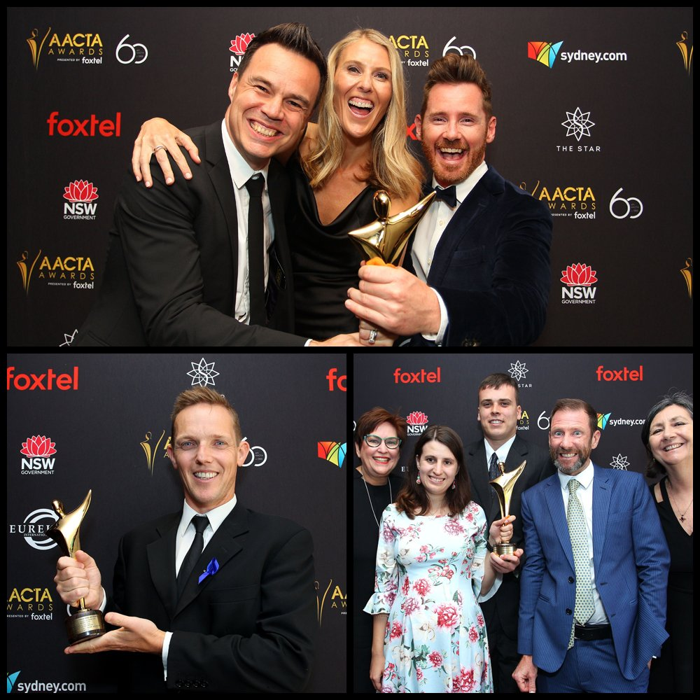 AACTA have announced 3 exciting new Awards for TV 🏆  🎬 Best Factual Entertainment 🏀 Best Sports Entertainment 🎥 Best Sports Coverage  Find out more ℹ️ http://ow.ly/1Jkd50uttiZ  @AACTA