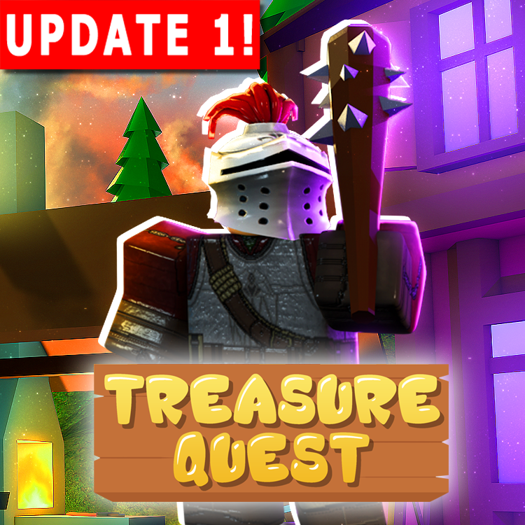 Nosniy On Twitter The First Update Of Treasure Quest Is Here