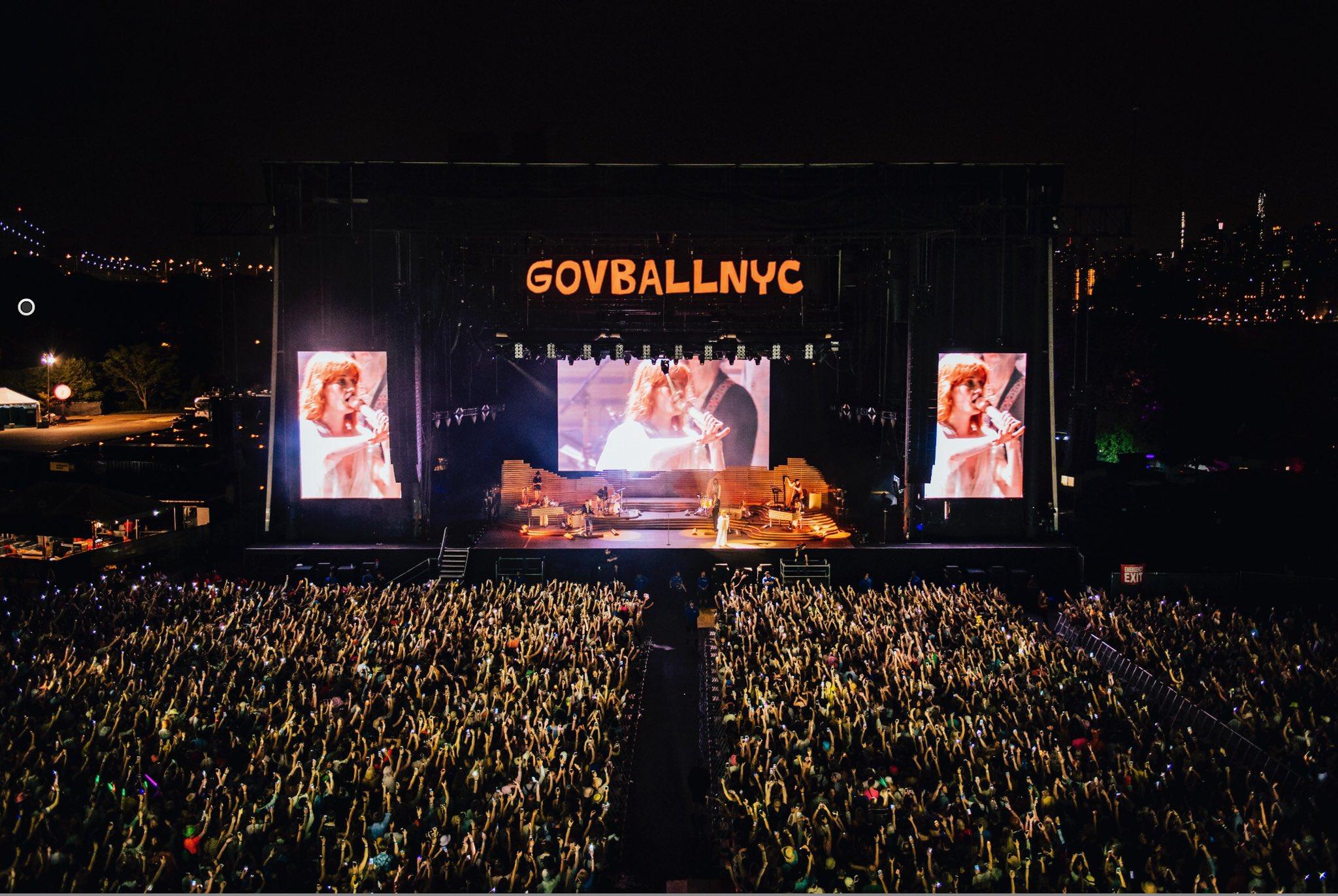 Governors Ball 2020 Lineup