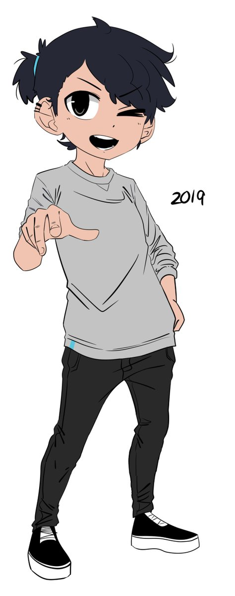 imagine drawing 6 years later still 😗