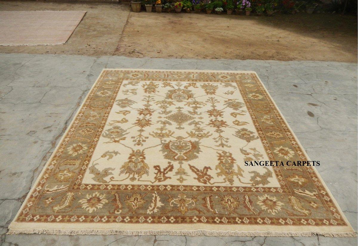 Oushak Carpets