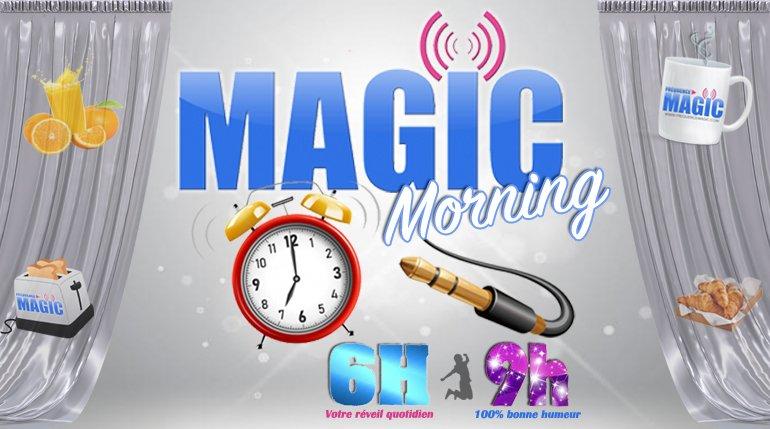 Nouvelle semaine de réveils avec @MagicFrequence de 6h à 9h... Et en ce lundi 03 Juin nous souhaitons un excellent anniversaire à #JulieGayet @FF_officiel et @RafaelNadal. http://FrequenceMagic.com