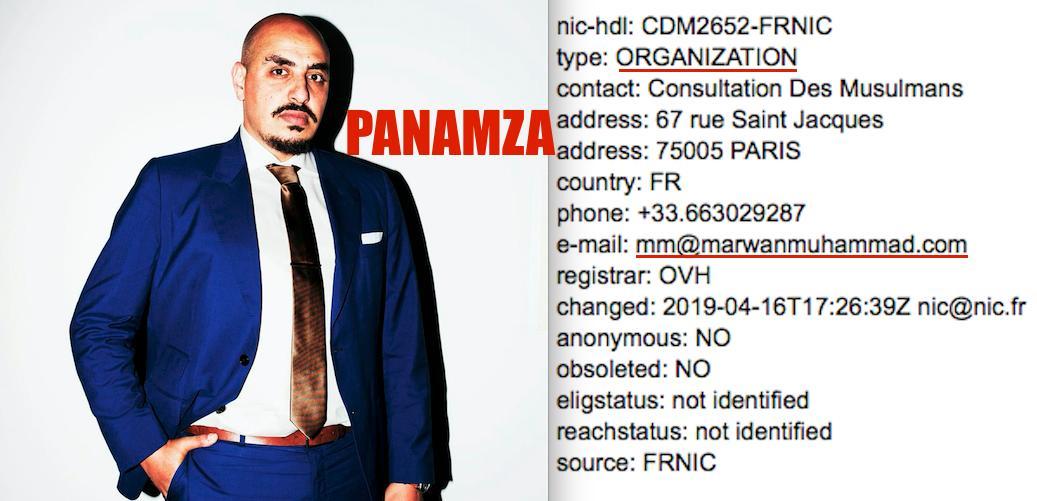 Marwan Muhammad, promoteur immobilier de l'islamophobie