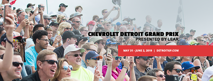 The @detroitgp Race 2 is live on @NBC broadcast today at 3 p.m. ET! If you love @IndyCar as much as we do, give @BorgTrophy a follow for all the latest updates.