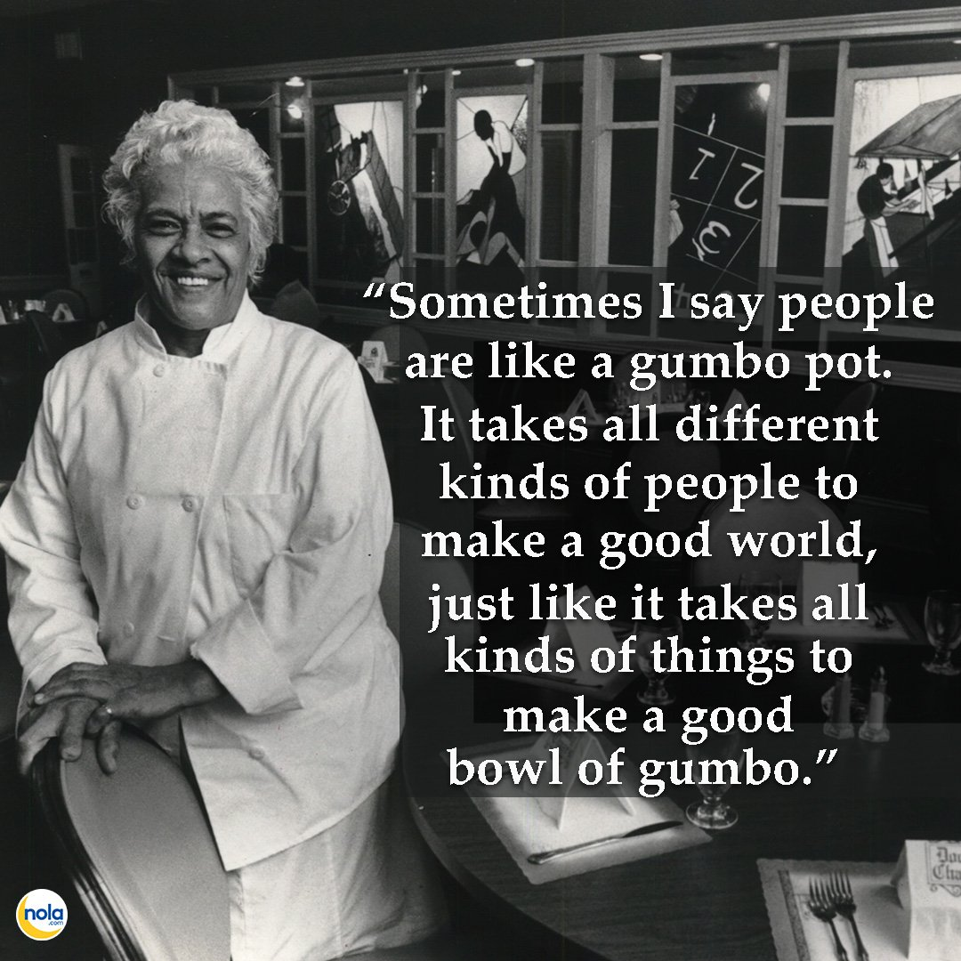 Leah Chase Orleans : Leah Chase Orleans